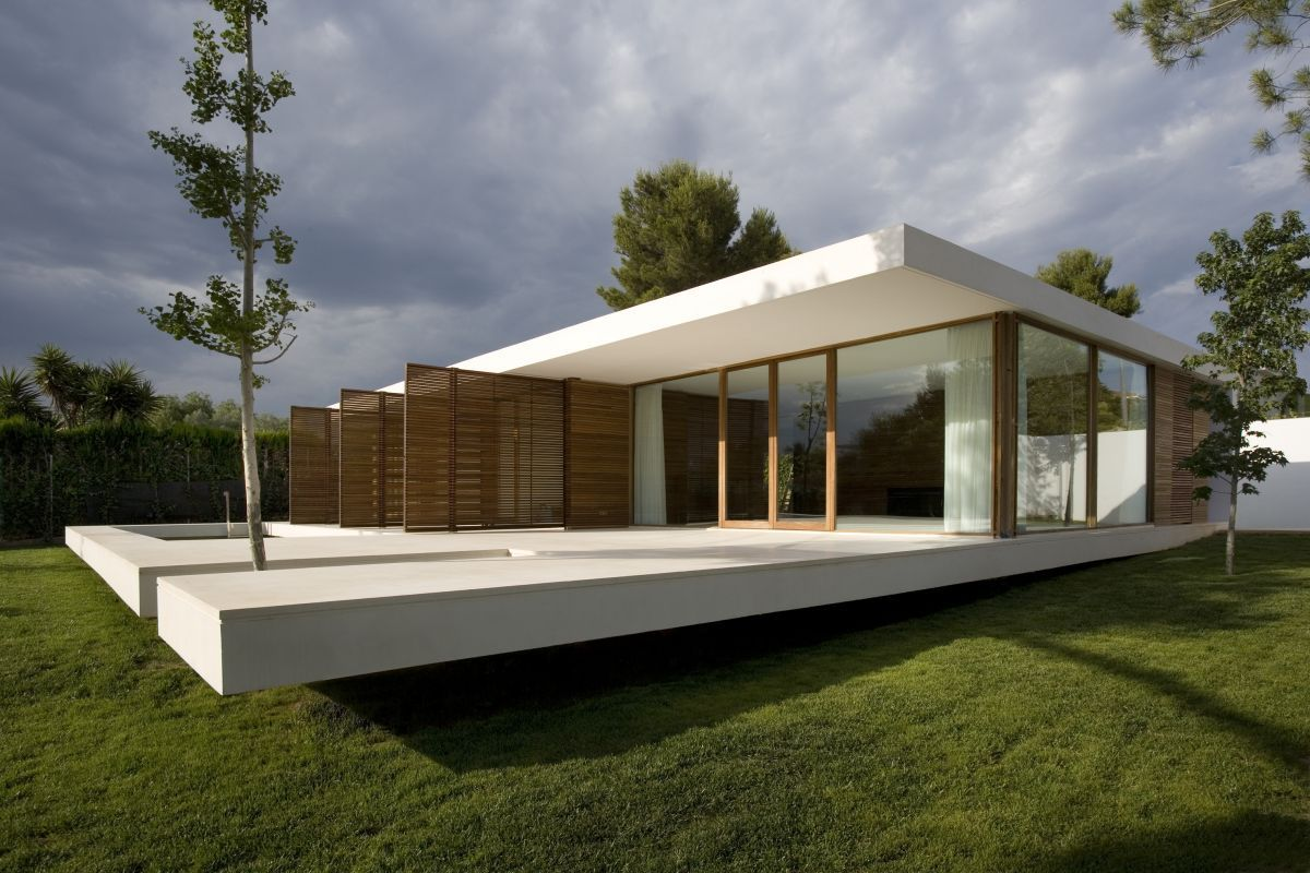 20 of the most gorgeous minimalist homes - Minimalist Landscape Architecture