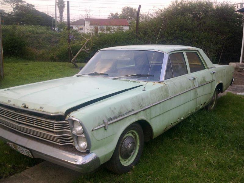 1966 Ford Fairlane Custom 500 Sedan