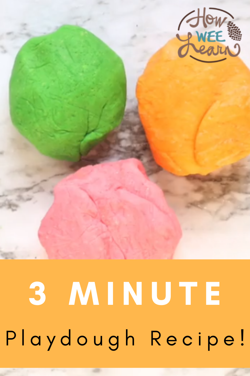 This is the BEST PLAYDOUGH RECIPE there is! in 2020 Best