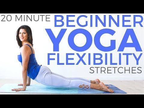 yoga for beginners 20 minute yoga beginner yoga for