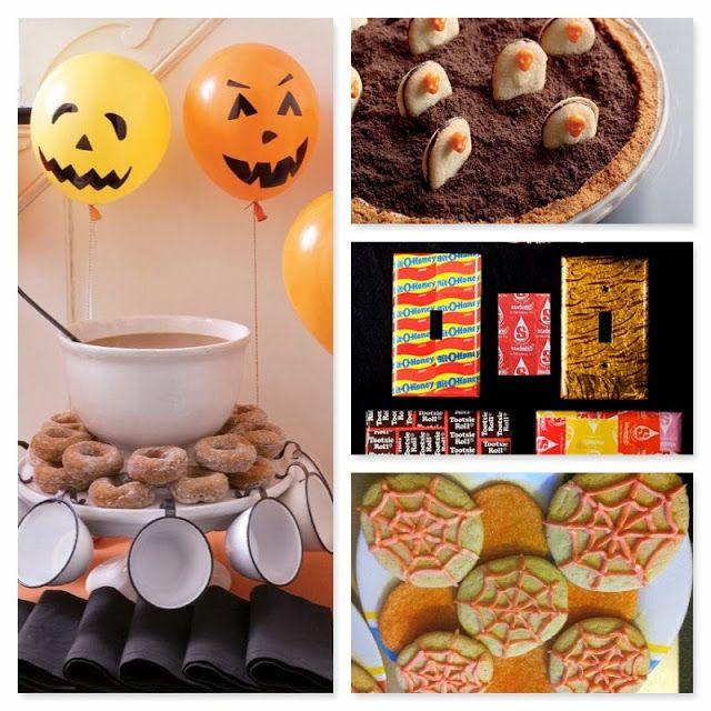 30 Halloween crafts and treats!