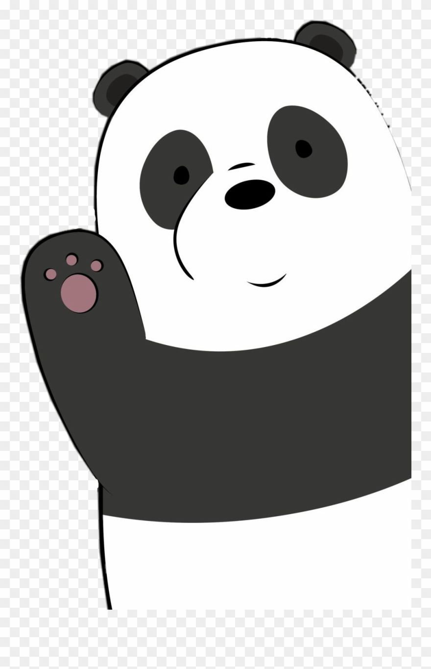 Panda Clipart We Bare Bears We Bare Bears Panda Png Transparent Png 4884209 Is A Creative Clipart Down Cute Panda Drawing We Bare Bears We Bare Bears Png