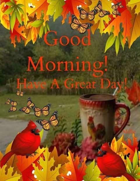 Pin By Birgit Crews On Fall Morning Greetings Good Morning Greetings Good Morning Friday Good Morning My Friend