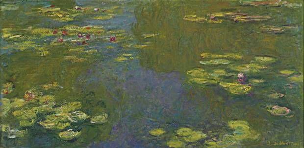Le Bassin Aux Nympheas