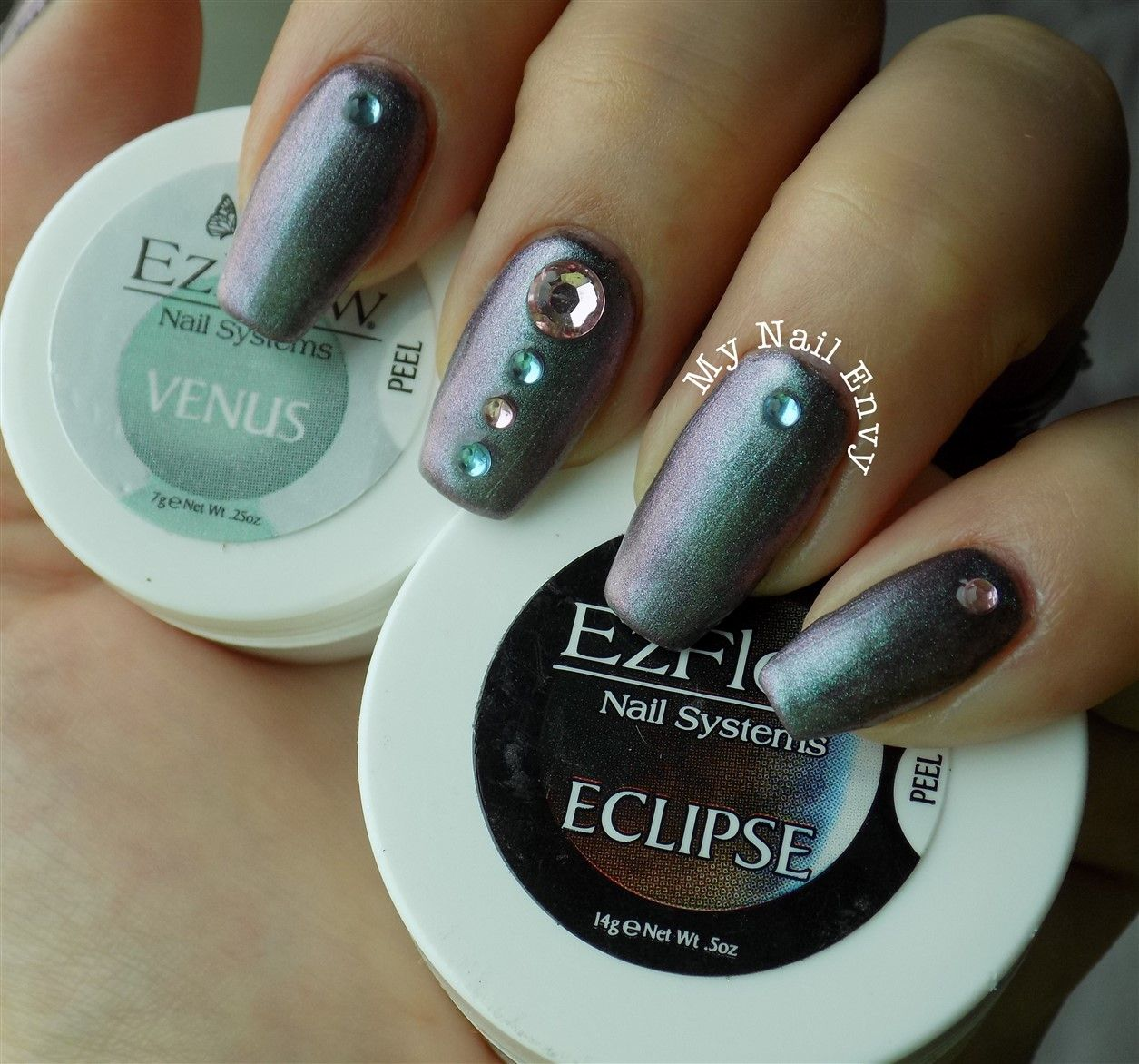 Venus – My Nail Envy EZ Flow, Celestial Bodies Collection, Silver ...