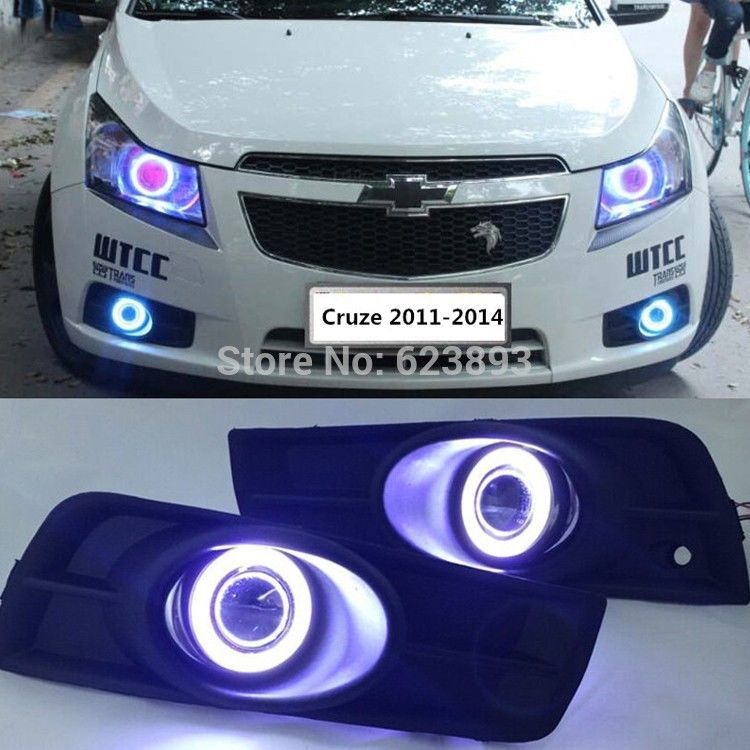 Led Drl Kit For Chevy Malibu 13 14 Wiring
