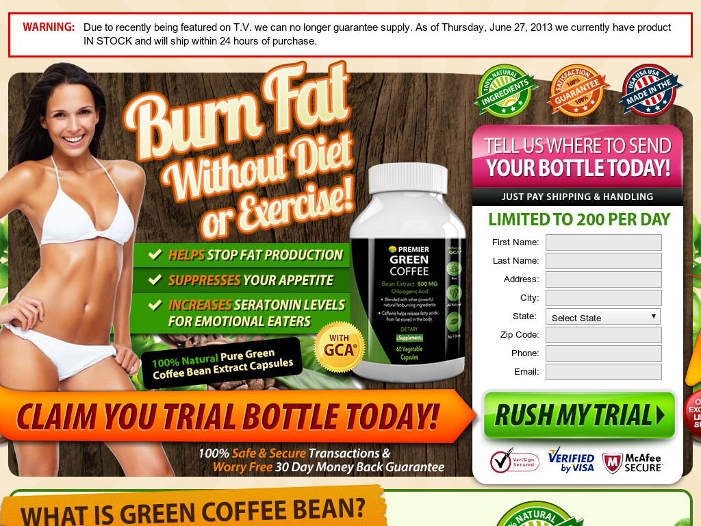Green Coffee 1000 Plus