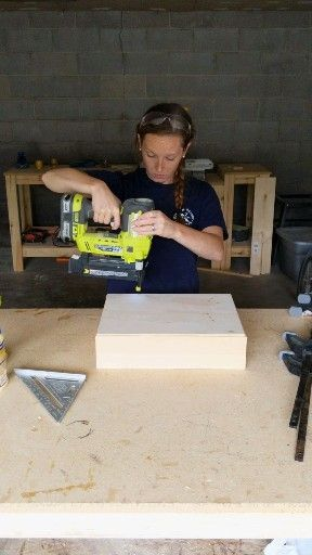 How to Build a Drawer with a Finish Nailer