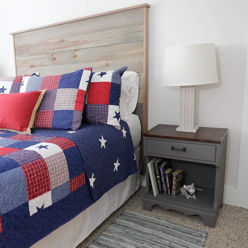 22 Creatively Upcycled Bed Headboard Design Ideas Bed Headboard