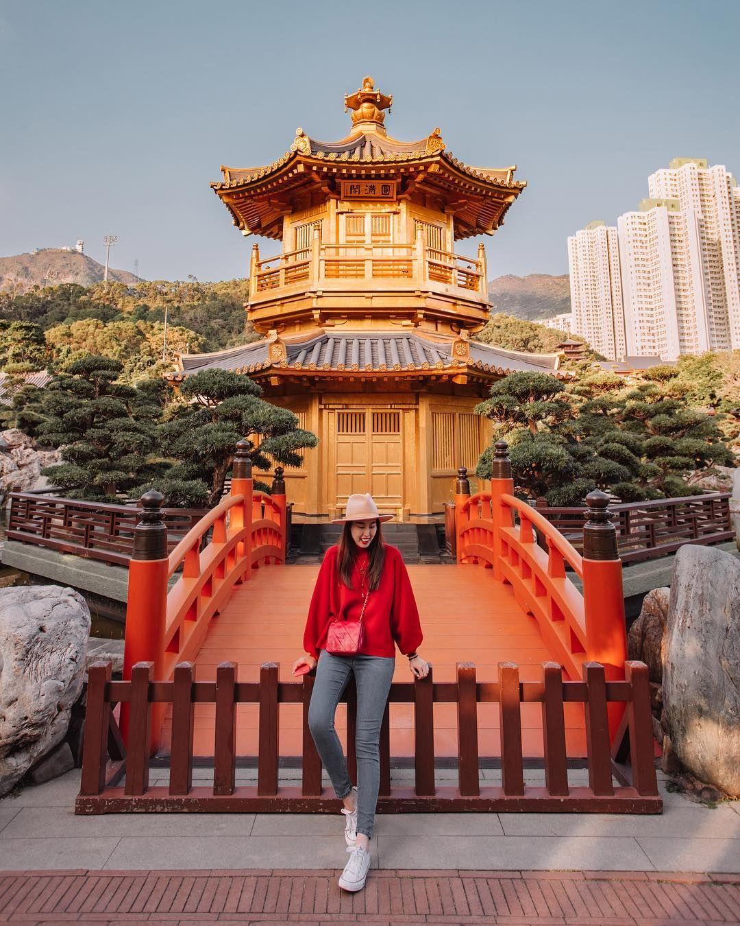 Chi Lin Nunnery Hong Kong The Creator Instagram Worthy Vlogging