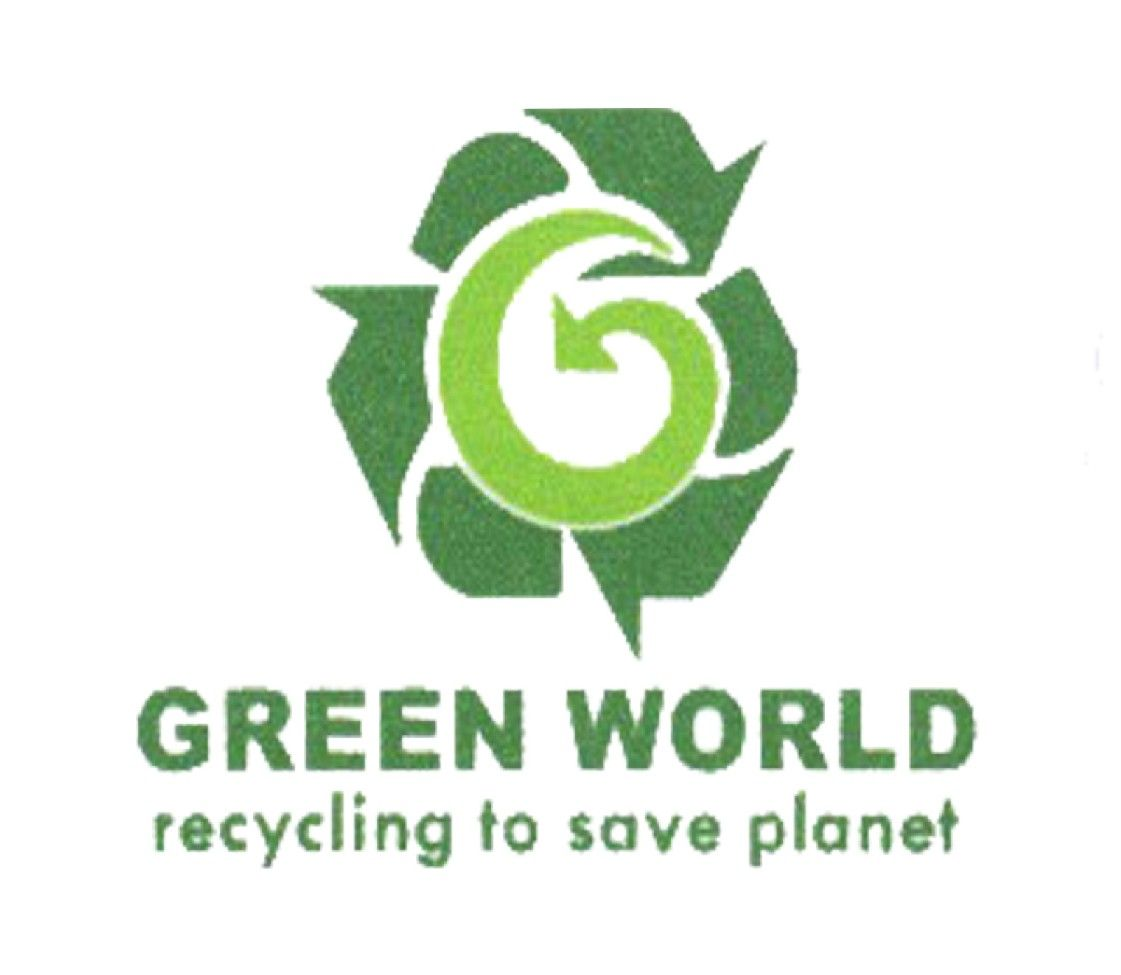 Green World Recycling To Save Planet Go Green Pinterest