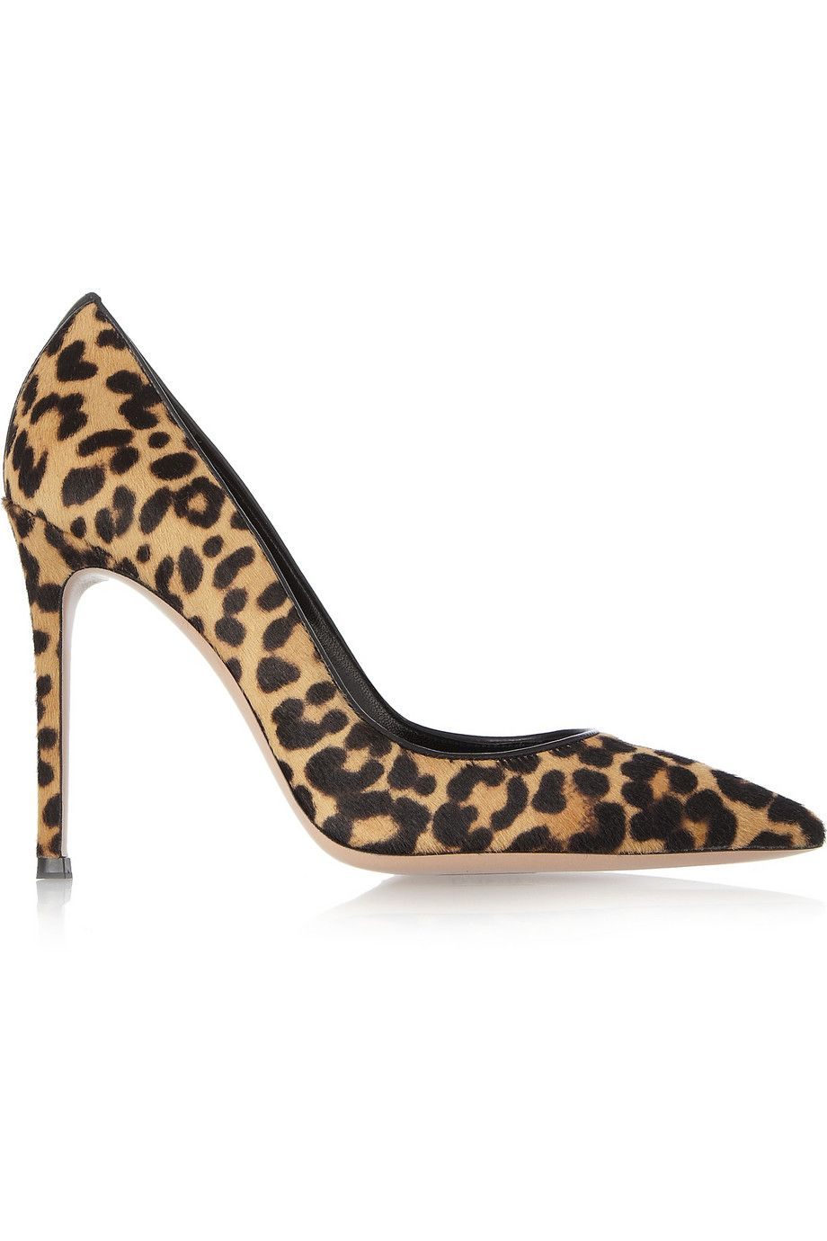 Leopard shoes, Leopard high heels