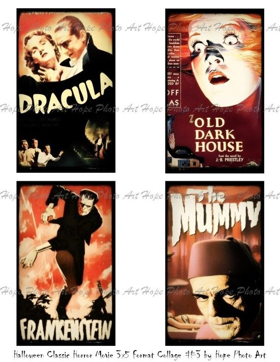 Vintage Halloween Posters My home ideas Pinterest Vintage - halloween poster ideas