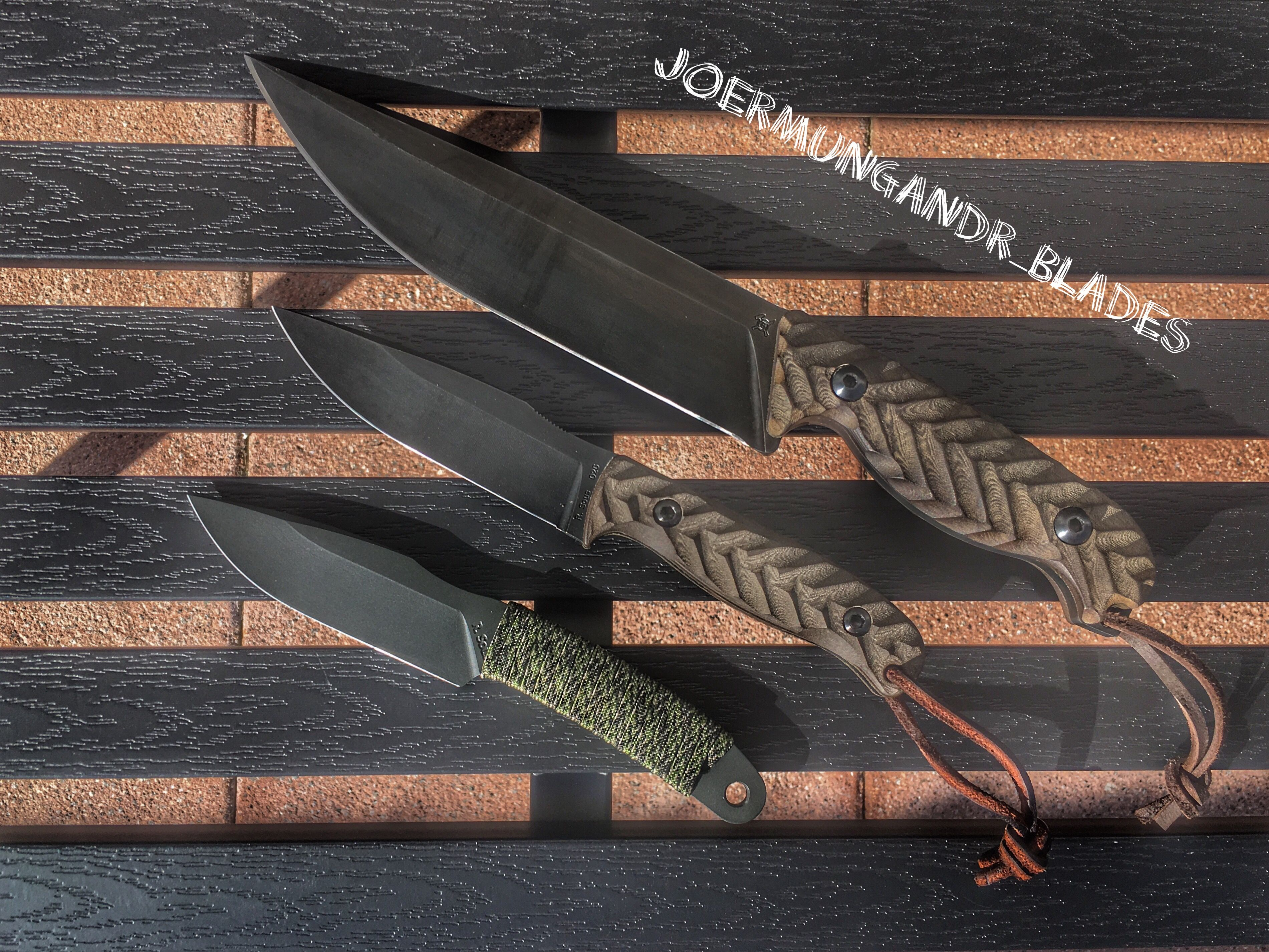 Behring Made R.Sous | Knives & swords | Pinterest