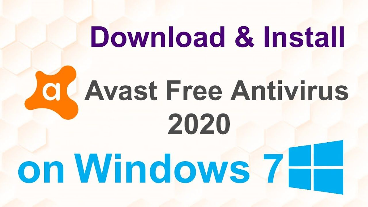 Install Free Antivirus For Windows 7