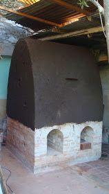 e.t.c : Construcción de nuestro Horno a leña