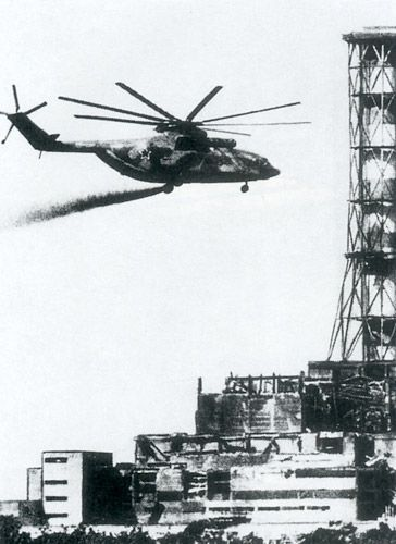 World Biggest Helicopter: Mi 26 | English Russia | Page 2 | Chernobyl,  Chernobyl disaster, Helicopter