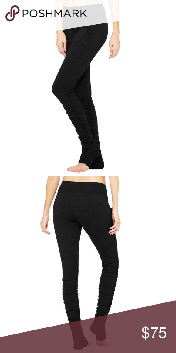 89c283270cba6 alo yoga joggers - 'Luna sweatpant' Size small. Worn 3 times. Washed ...
