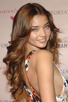 Victoria Secret Model Haircut Google Search Long Hair Styles Miranda Kerr Hair Hairstyles For Layered Hair