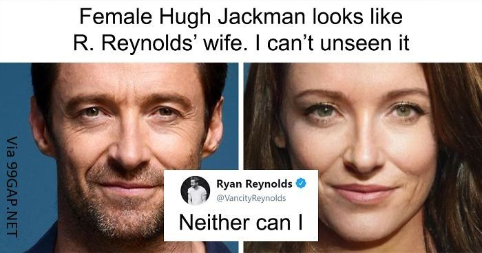 Funny Tweets About Ryan Reynolds Vs. Wife | Funny tweets ...