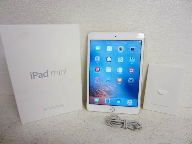 """Apple iPad mini 3 64GB Wi-Fi 7.9"""" Retina Display FGY92LL/A Gold W/ Box FREE S&H https://t.co/jl5eG84Urz https://t.co/EoBHvTkQ9q"""