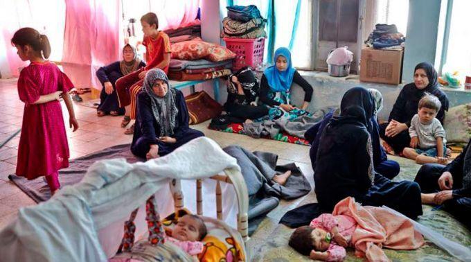Refugiados de Irak / Foto: Flickr UNHCR-ACNUR (CC-BY-NC-SA-2.0)