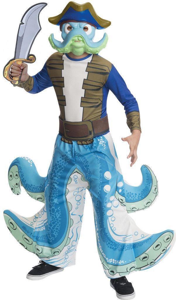 buy Skylanders Swap Force - Wash Buckler Kids Costume | Small (4-6) Case Pack 3 at Harvey u0026 Haley for only 123.01  sc 1 st  Pinterest & buy Skylanders Swap Force - Wash Buckler Kids Costume | Small (4-6 ...