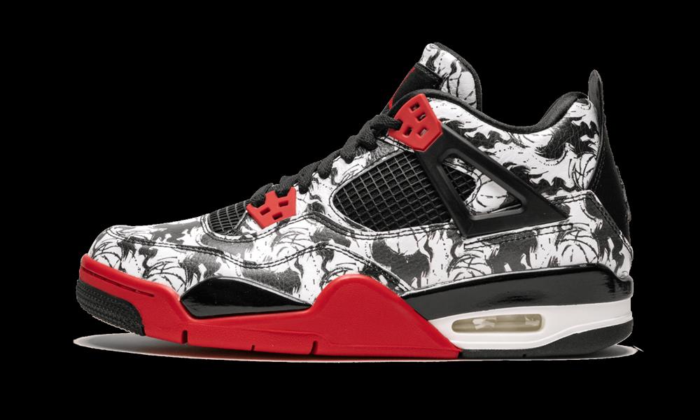 Air Jordan 4 Retro Sngl Day Bg Tattoo Bv7451 006 In 2021 Air Jordans Jordans Jordan 4