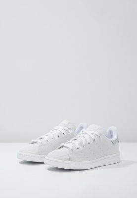 adidas originals stan smith - baskets basses - light solid grey/white