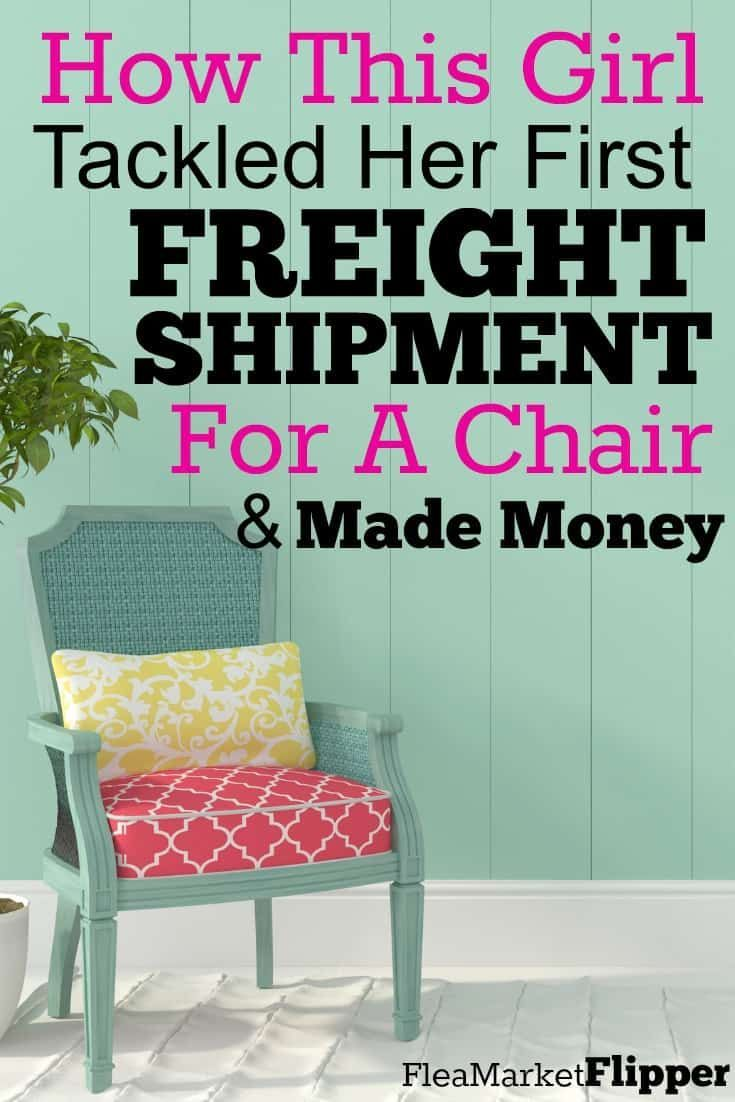 Lyndi's Success Story Her First Time Shipping Freight