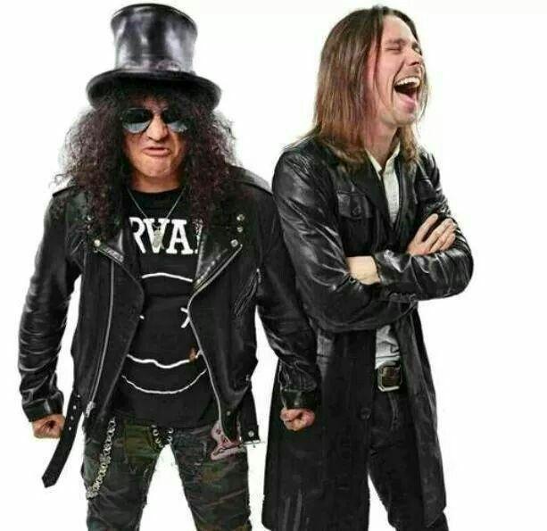 Slash&Myles