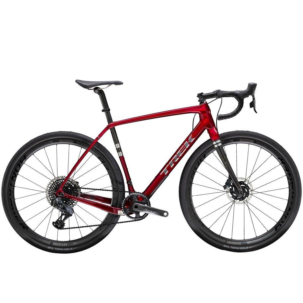 2020 Trek Checkpoint Sl 7 Gravel Bike In Red Gravel Bike Trek