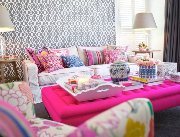 14 myter om indretning | Bright colours, Upholstery and Cozy
