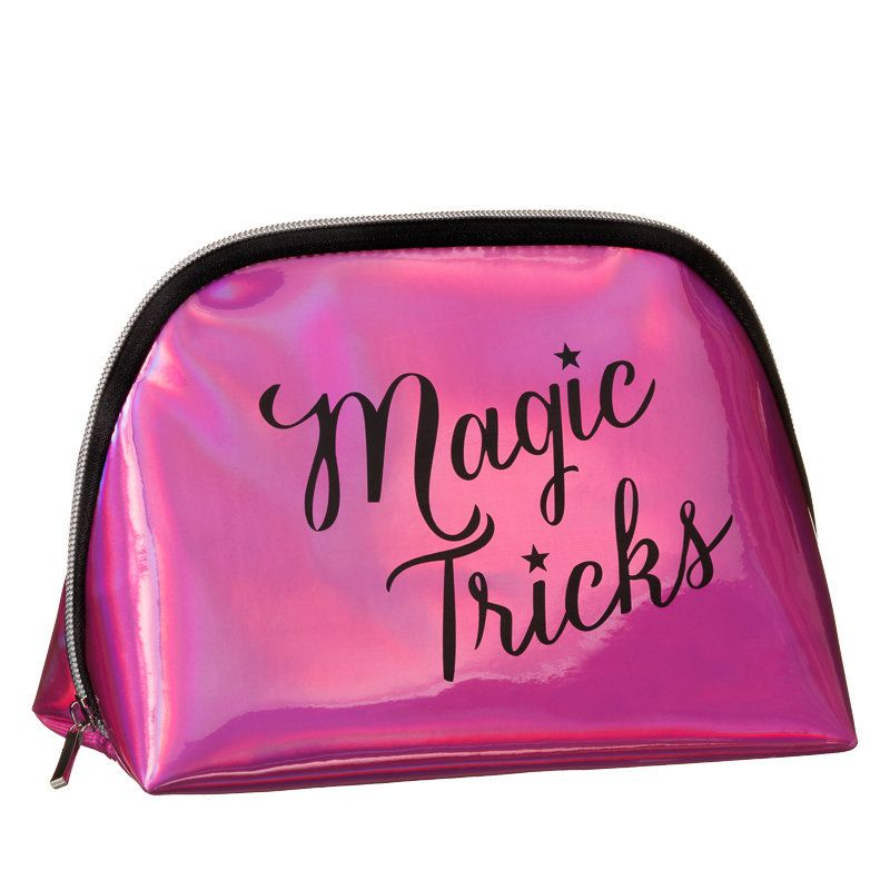 961975fc33 Fabulous Makeup Bags - Magic Trick. Fun slogan make up bag in glitter. The  perfect bag for storing all your make up essentials. 4 designs available -  B M.