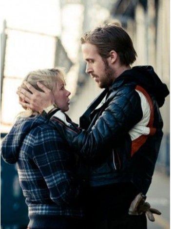 12999 blue valentine jacket for sale ryan gosling leather jacket buy online movie dean genuine leather - Blue Valentine Movie Online