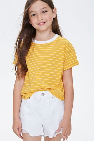 Girls Denim Shorts (Kids)