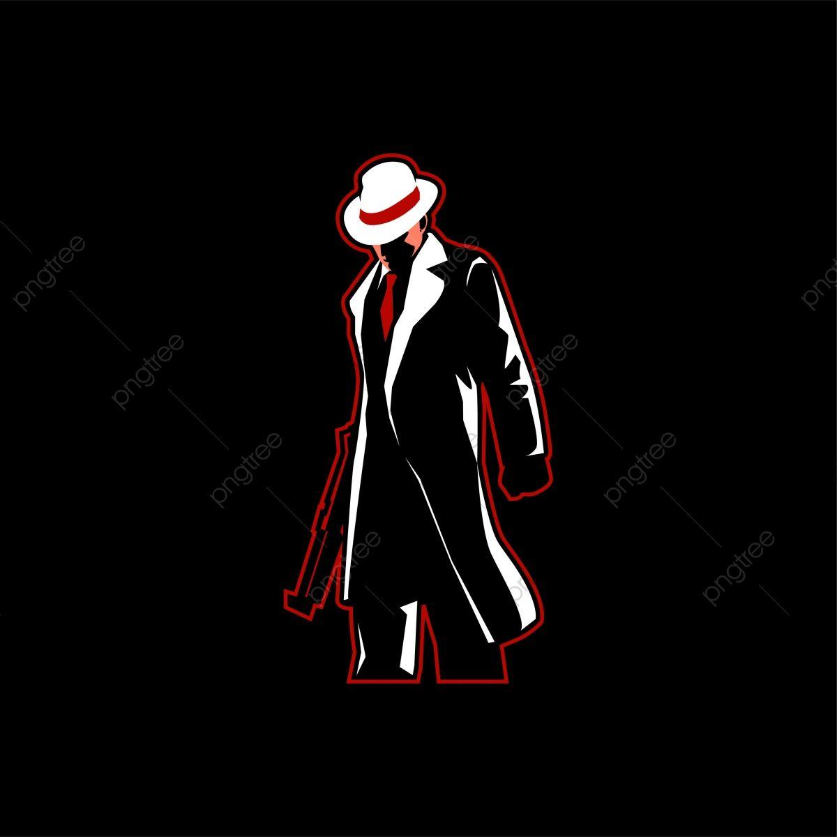 Modelo De Design De Logotipo Gratis Mafia E Logo Mascote Mafia Bandido Crime Imagem Png E Vetor Para Download Gratuito Logo Design Free Templates Logo Design Free Sports Logo Design