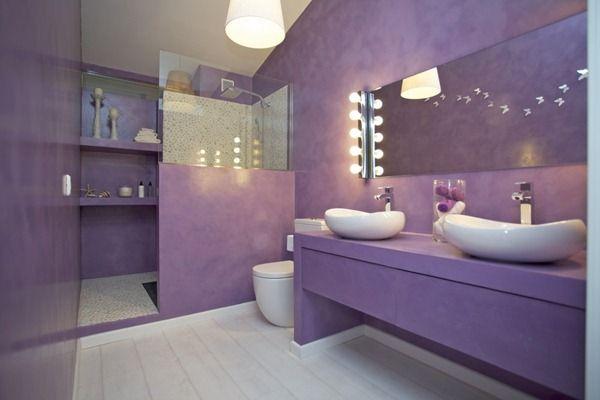 Decoraci n interior morado reforma de interiores quadratura arquitectos espa a - Arquitecto de interiores madrid ...