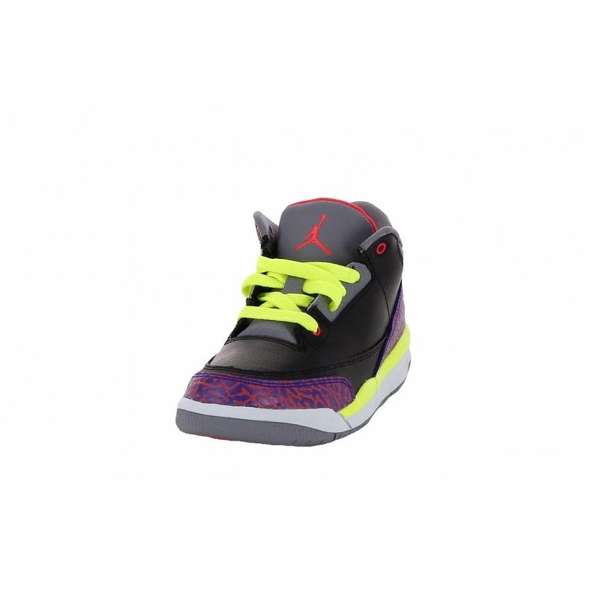 la meilleure attitude 6b7ab dfac1 Basket Nike Air Jordan 3 Retro Cadet (ps) - 441141-039 ...