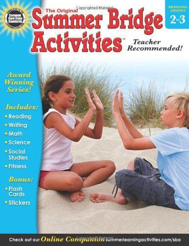 Summer Bridge Activities, Grades 2-3: Summer Bridge ...