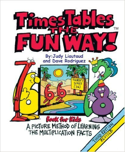 Free Times Tables The Fun Way How To Memorize Things Learning