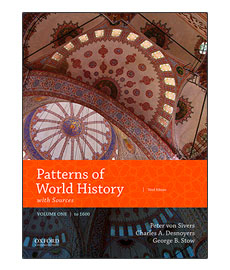 A College Level Course That Encourages A Broad Based Understanding Of Continuity Change And Innovation In Human Hi World History World History Textbook Ebook