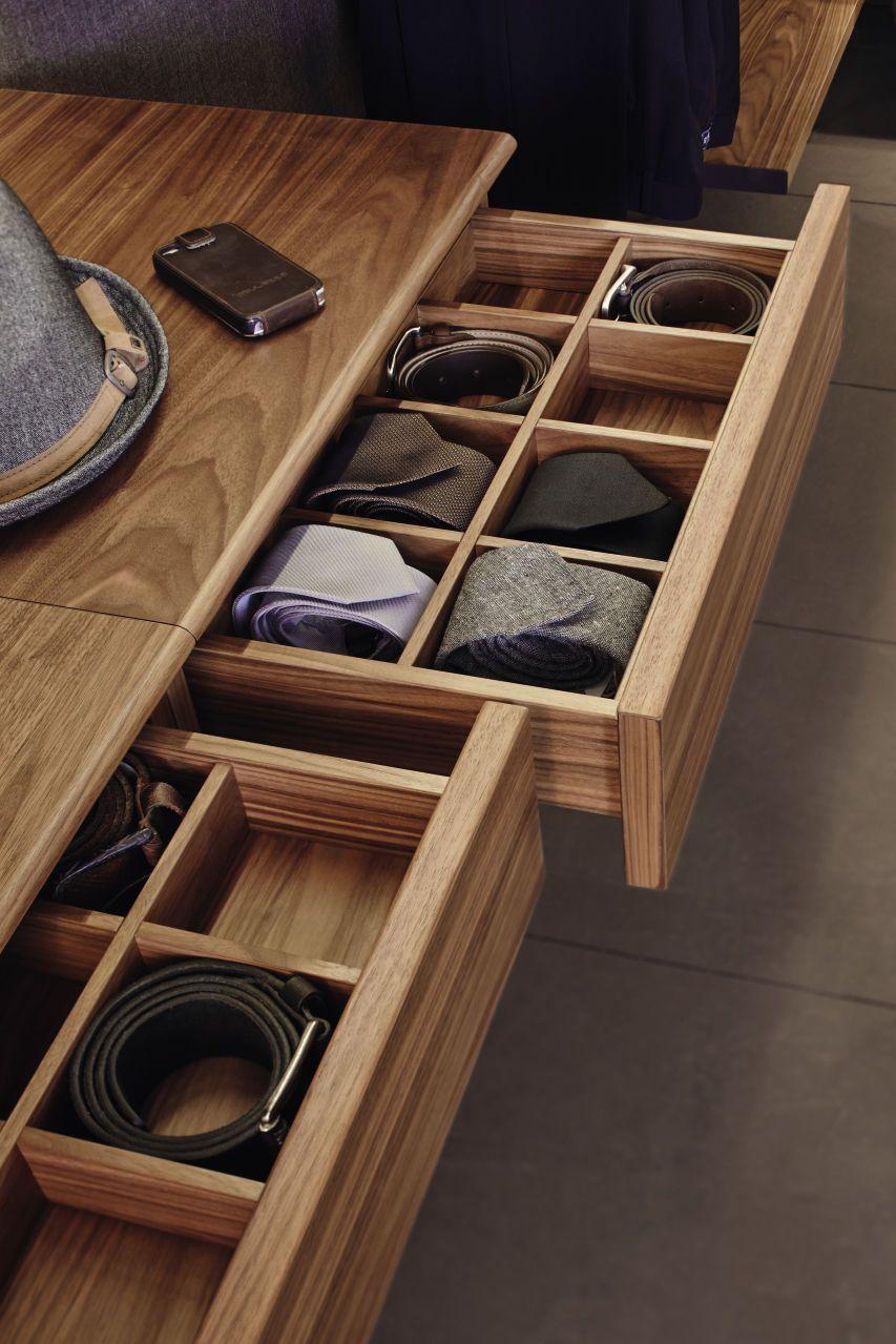 Good  Kleiderschrank Schranksystem h lsta huelsta begehbarer Kleiderschrank Ordnungssystem wardrobe