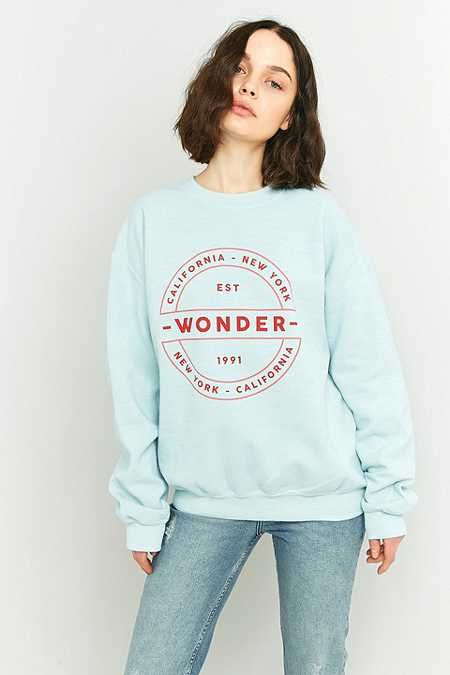 Woman Sweatshirts vogue wonder woman sweatshirt