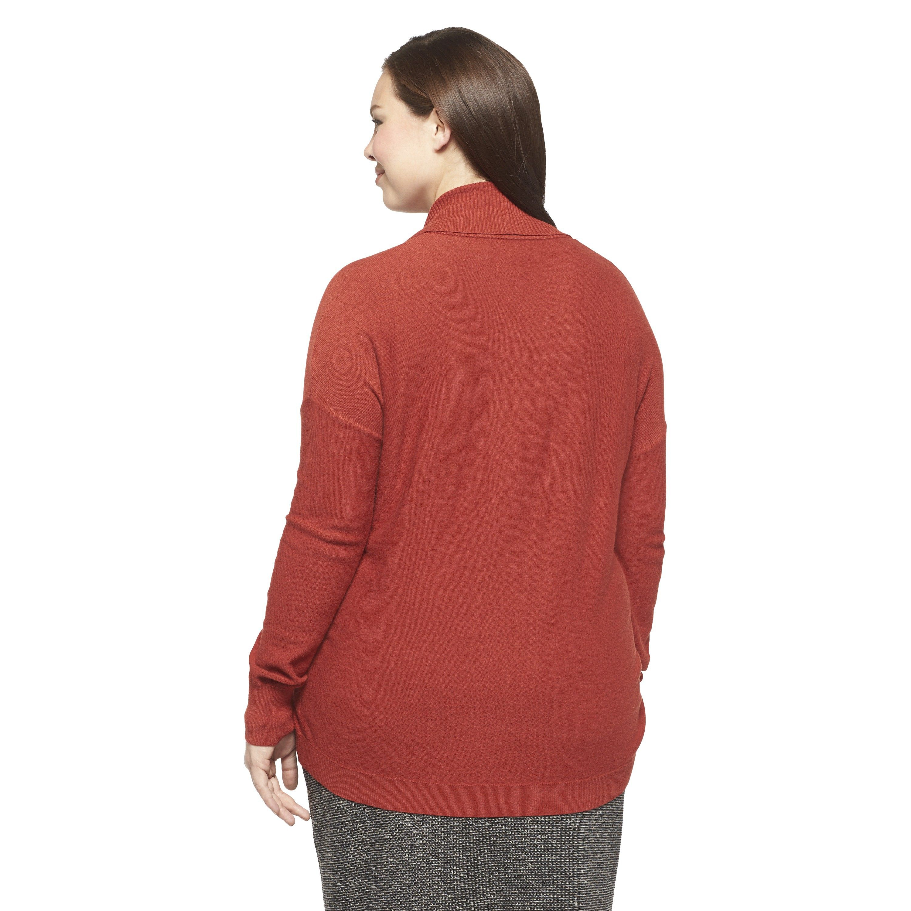 Women's Plus Size Open Front Cardigan Sweater - Pure Energy ...