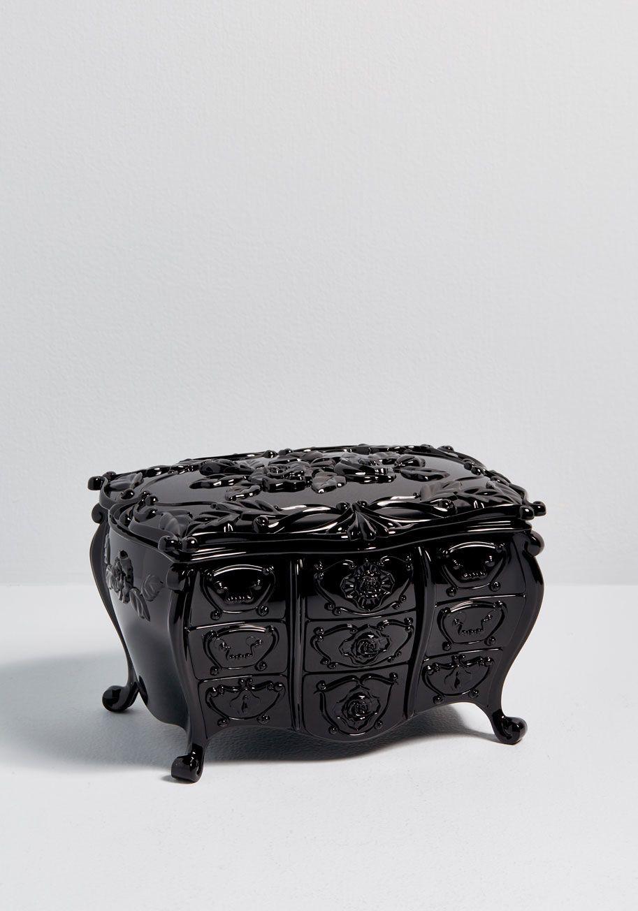 Elegantly organized beauty dresser box in home pinterest