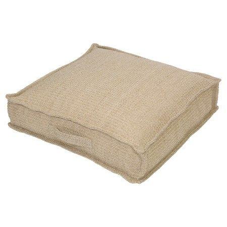 Floor Pillow - Natural Knit - Threshold™ : Target