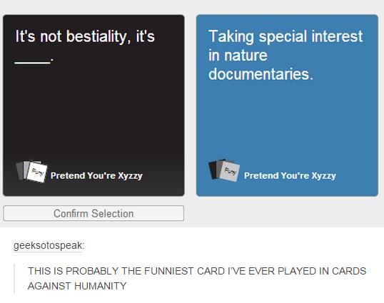 Tumblr is life.