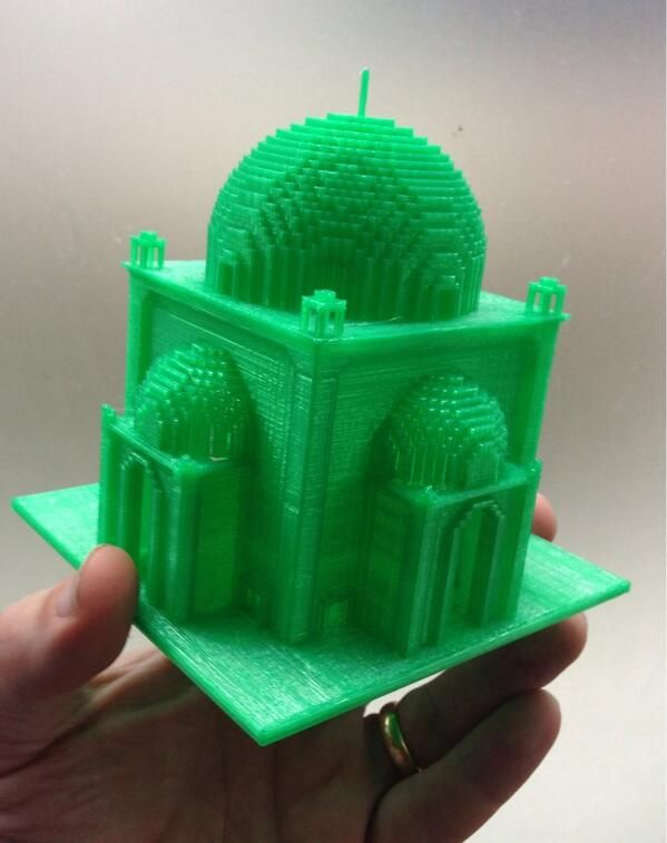 3d printed minecraft castle 3dscanner please join our for Minecraft 3d blueprint maker