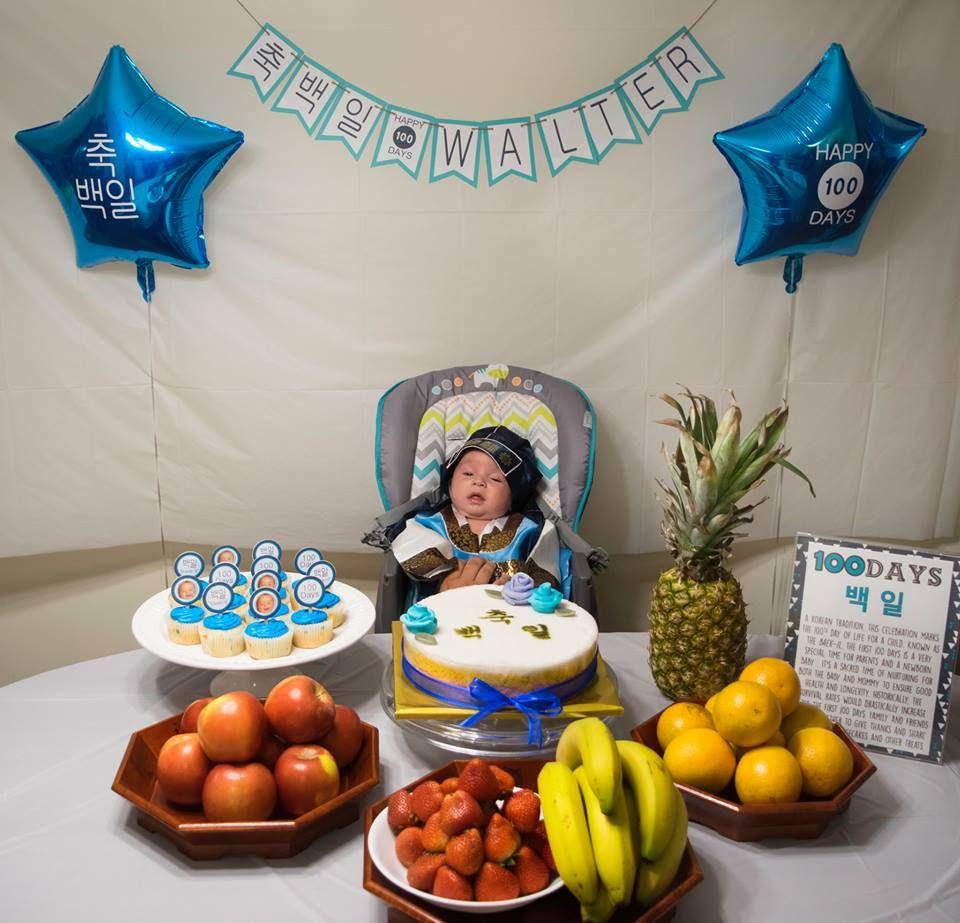 100th Day 100 Day Celebration Birthday Design First Birthdays